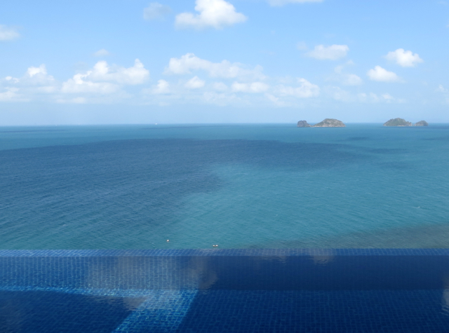 Where in the World: Infinity Pool and Ocean View