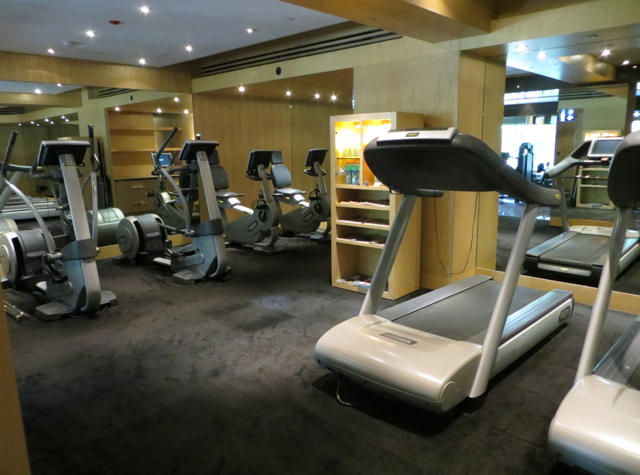 Review: Grand Hyatt Hong Kong Fitness Center