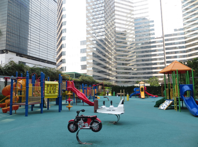 Review: Grand Hyatt Hong Kong Kids' Playground