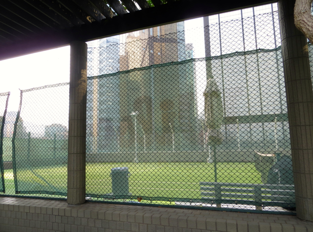 Review: Grand Hyatt Hong Kong Tennis Courts