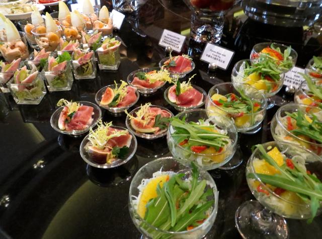 Review-Grand Club Lounge-Grand Hyatt Hong Kong - Evening Appetizers