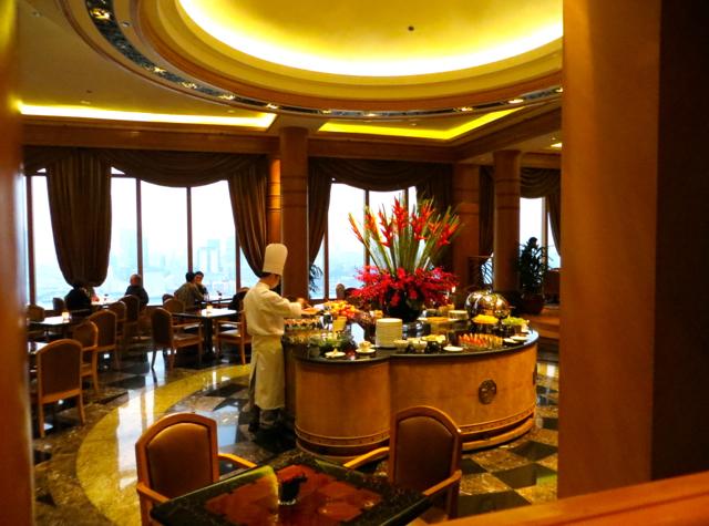 Review-Grand Club, Grand Hyatt Hong Kong