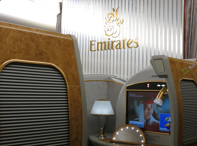 Emirates First Class A380 Review
