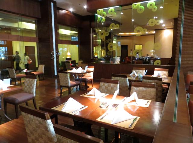 Novotel Bangkok Suvarnabhumi Airport Hotel Executive Lounge