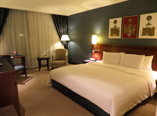 Review: Novotel Bangkok Suvarnabhumi Airport Executive Premier King Room