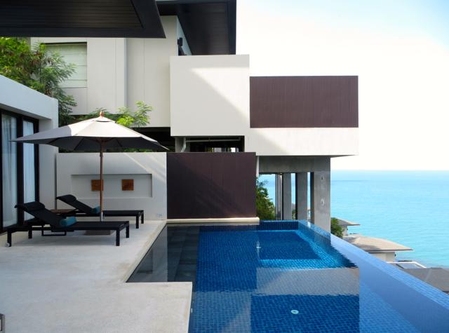 Conrad Koh Samui Review - Villa 306 Infinity Pool