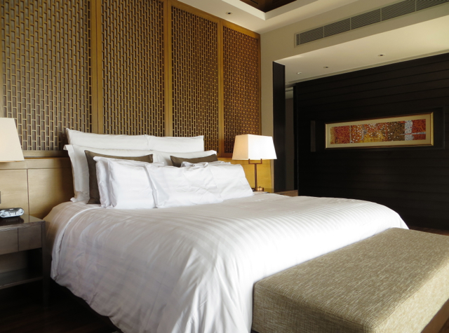 Conrad Koh Samui Review - 1 Bedroom Ocean View Pool Villa - King Bed
