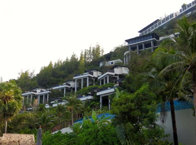 Conrad Koh Samui Review - Resort Built into a Steep Hillside