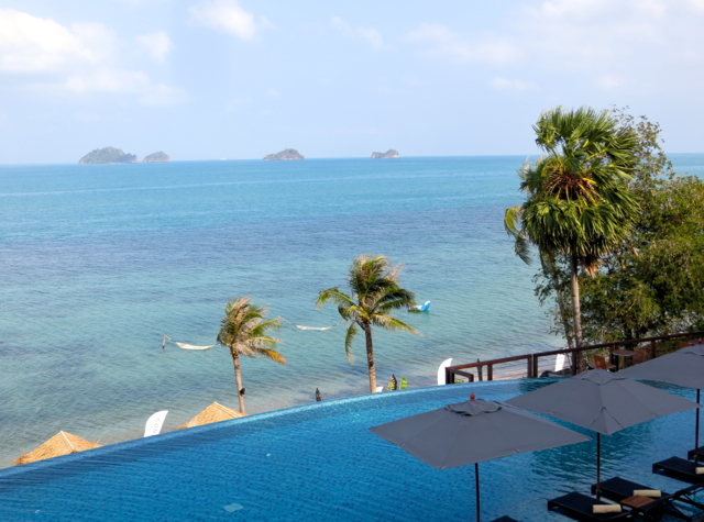 Conrad Koh Samui Review - Main Swimming Pool