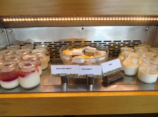 Conrad Koh Samui Zest Restaurant Review - Breakfast Yogurt