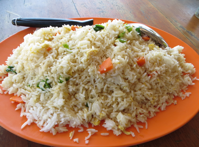 Koh Taen Snorkeling Trip with Tours Koh Samui Review - Rice for Lunch