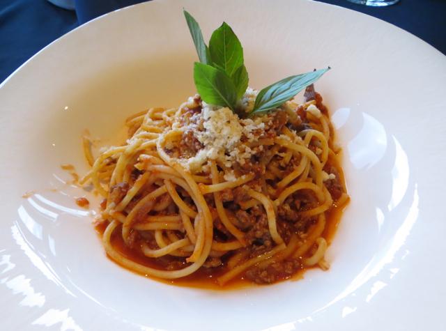 Spaghetti Bolognese from Jahn Kids Menu