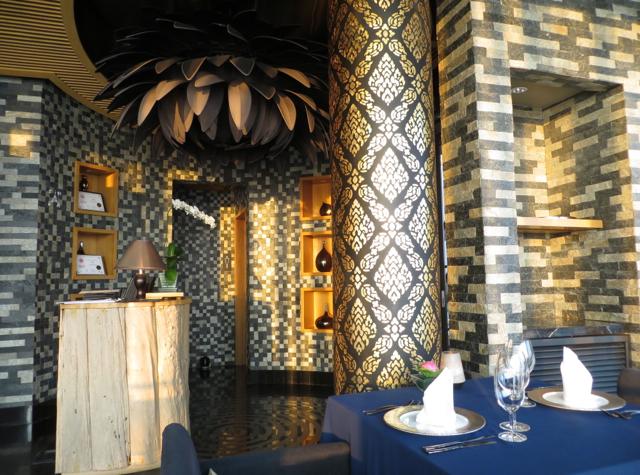 Jahn Restaurant, Conrad Koh Samui Review