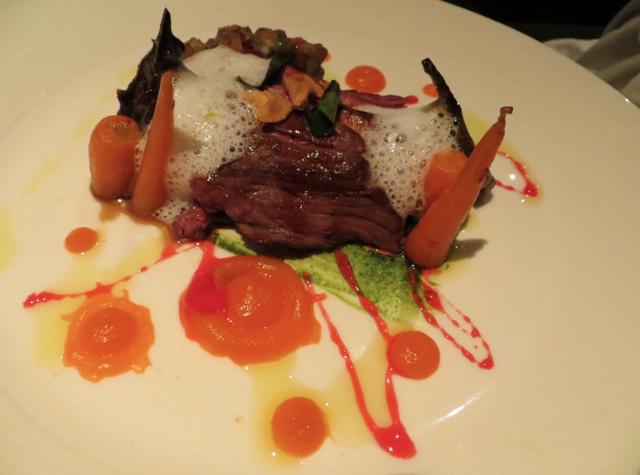 Conrad Koh Samui Jahn Review, Menu and Prices - Red Curry of Lamb