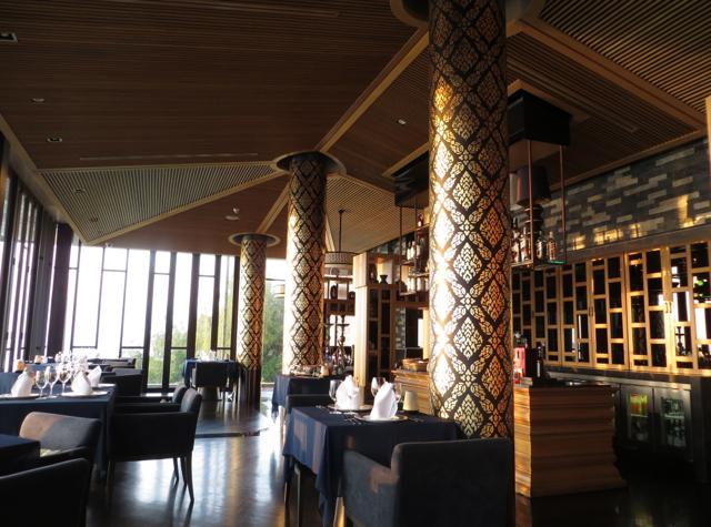 Conrad Koh Samui Jahn Restaurant Review, Menu and Prices