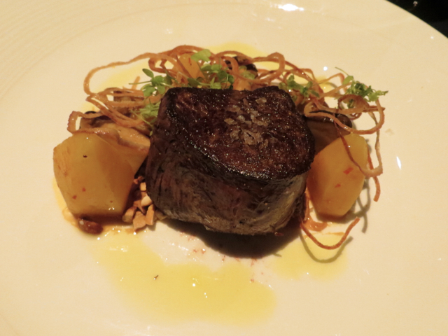 Conrad Koh Samui Jahn Review, Menu and Prices - Wagyu Beef Massman