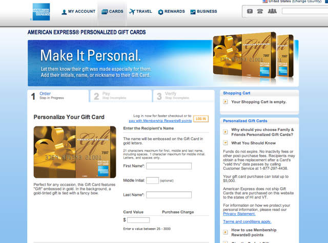 6X on AMEX Gift Cards with Barclaycard Arrival Card