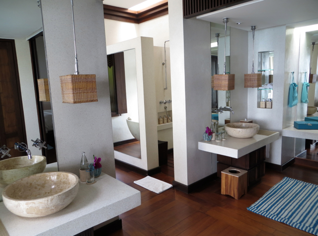 Four seasons resort koh samui review Premiere bathroom design reviews