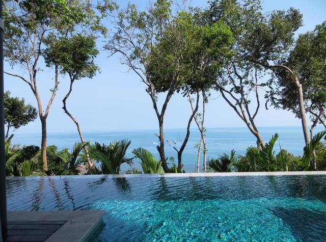 Four Seasons Koh Samui Review - Premier One Bedroom Villa Infinity Pool