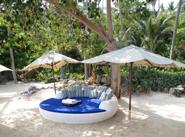 Four Seasons Koh Samui Review - Beach Lounger