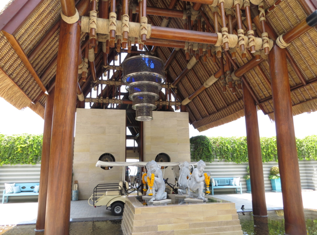 Four Seasons Resort Koh Samui - Check-In Pavilion