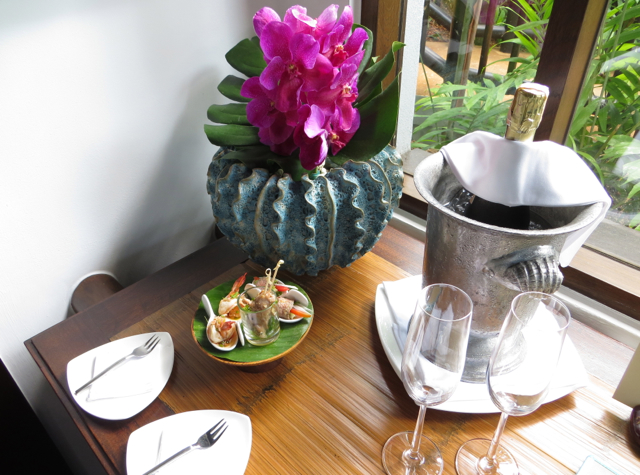 Four Seasons Koh Samui Review - Welcome Amenity