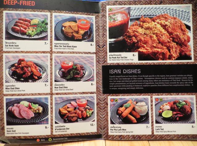Somtum Der NYC Menu - Deep Fried Dishes
