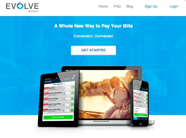 Evolve Money: Pay Mortgage, Utilities, Loans and Earn Miles and Points