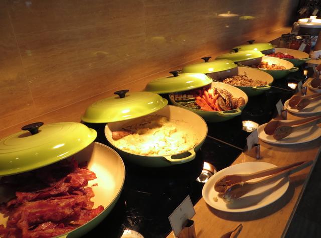 Four Seasons Koh Samui Breakfast Buffet - Hot Items