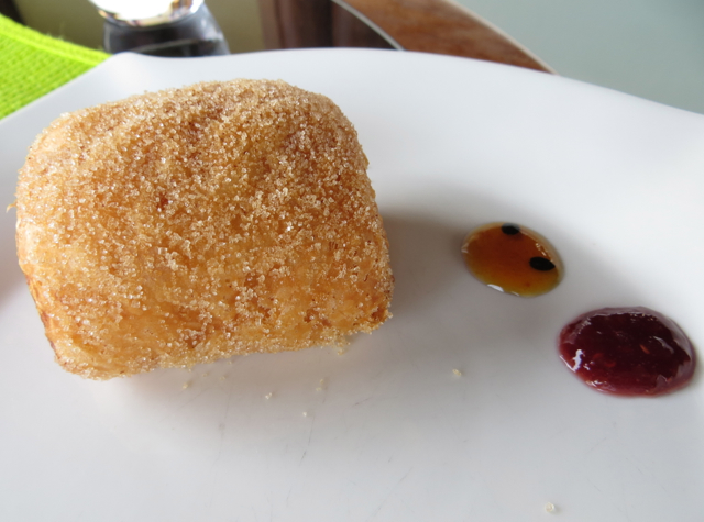 Four Seasons Koh Samui Breakfast Pastry