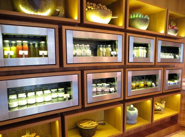 Four Seasons Koh Samui Breakfast - Chilled Display