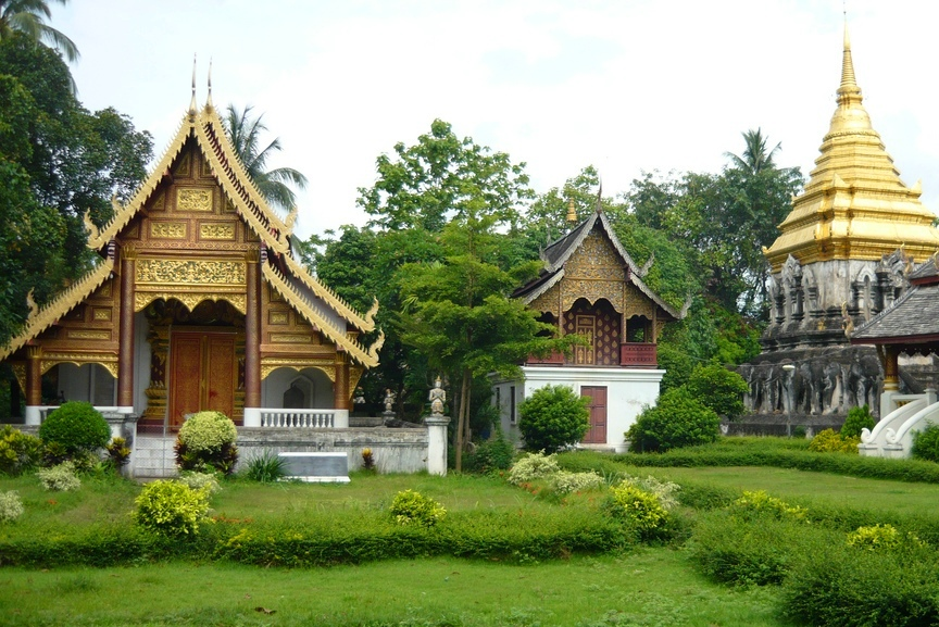 Wats, Elephant Riding and Culinary Adventures in Chiang Mai  TravelSort