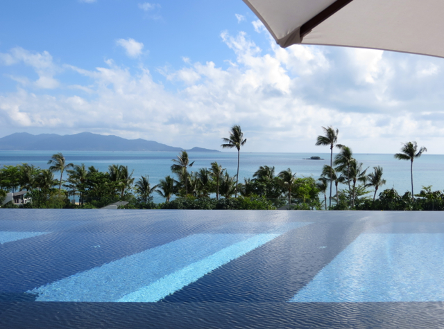 W Retreat Koh Samui Review - Main Pool