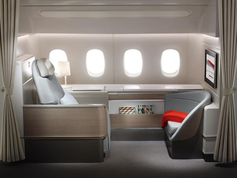 air france new la premiere first class suite