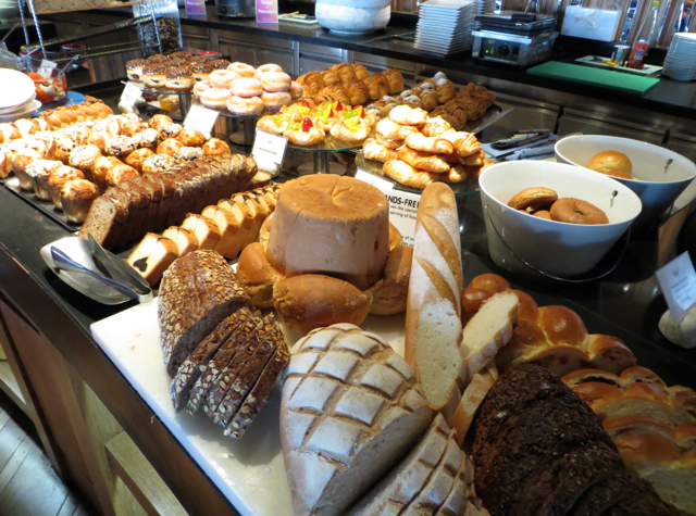 breakfast pastries and breads kitchen table w koh samui - Kitchen Table Review