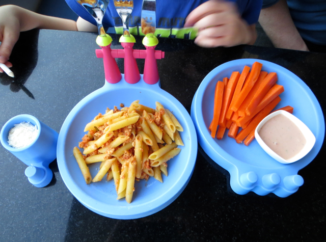 kids penne bolognese the kitchen table w koh samui - Kitchen Table Review