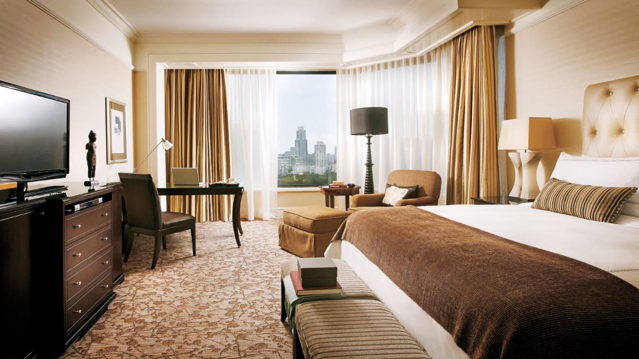 Four Seasons Singapore Review - Premier Room