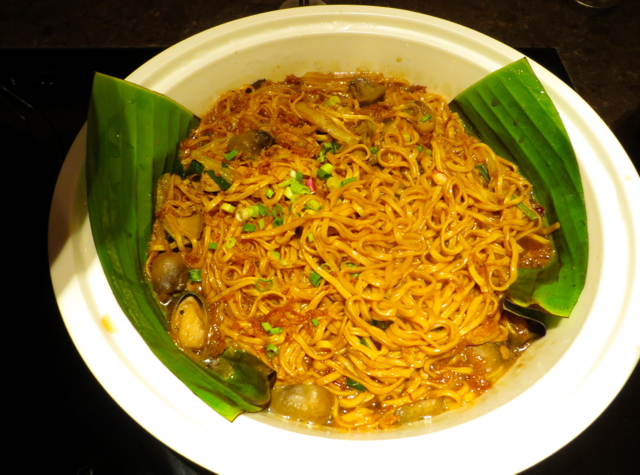 One Ninety Singapore Review and Menu, Breakfast Noodles