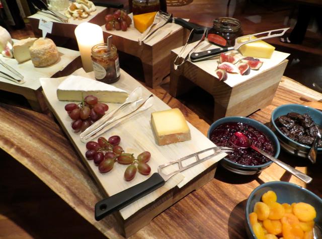 One Ninety Singapore Breakfast Buffet - Cheeses