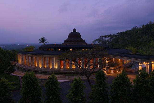 Amanjiwo, Near Borobudur, Java