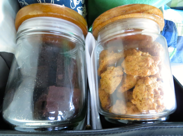 Amanjiwo Review-Brownies and Cookies