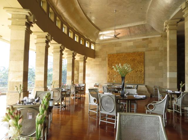 Amanjiwo Restaurant Review and Menu