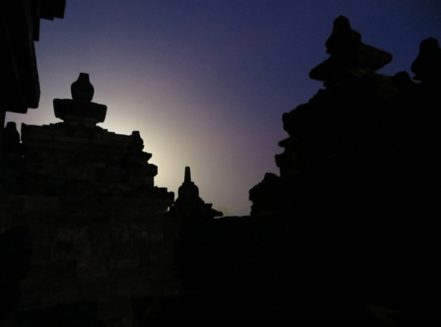Borobudur Sunrise Tour - Temple Before Sunrise