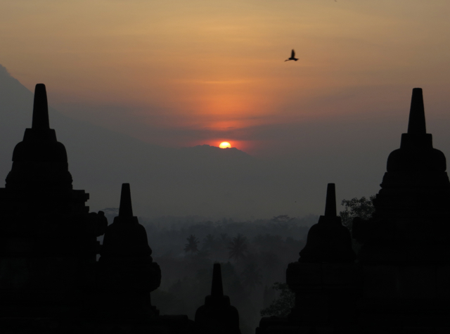 Borobudur Sunrise Tour - Photos