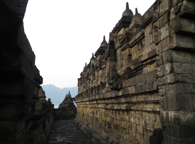 Borobudur Sunrise Tour - Stone Carvings