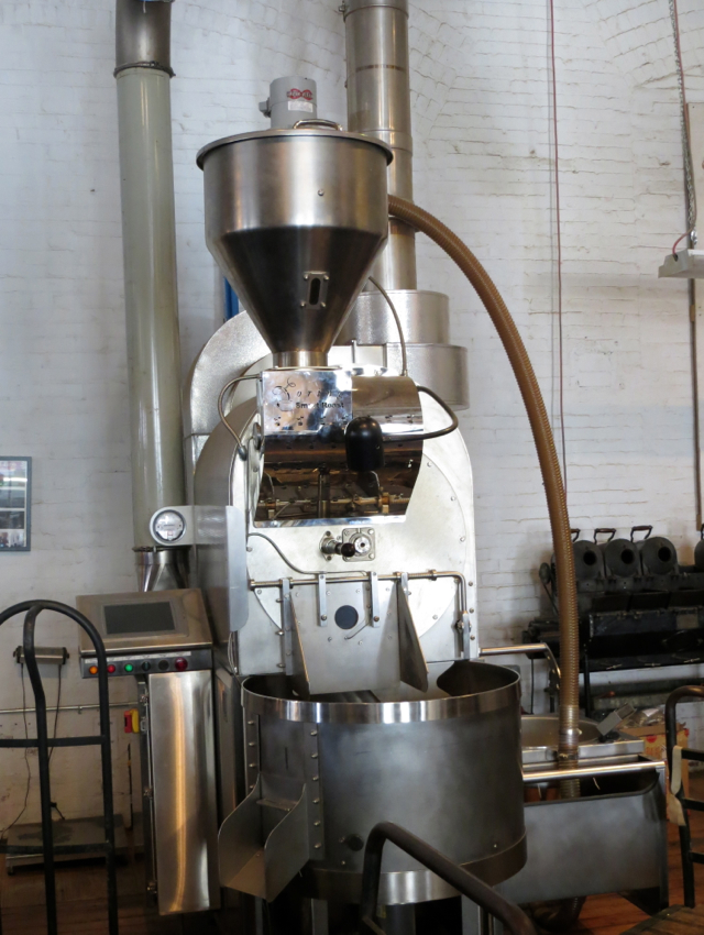 Brooklyn Roasting Company Loring Coffee Roaster