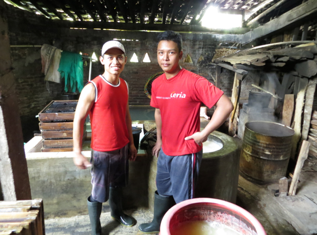 Andong Ride in Borobudur - Visit to a Tofu Manufacturer