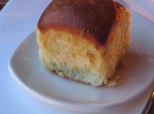 The Clam NYC Review - Parker House Roll