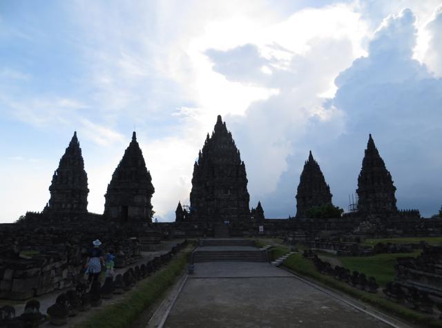 Prambanan Hindu Temples-UNESCO World Heritage Site