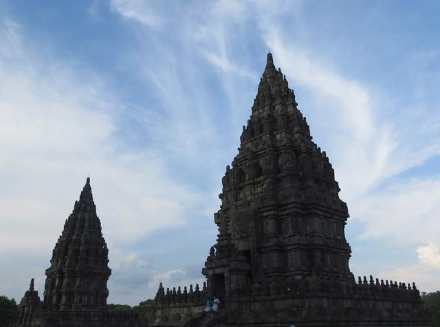 Prambanan Vahana Temples